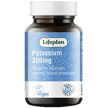 Potassium 300mg / Калий 1