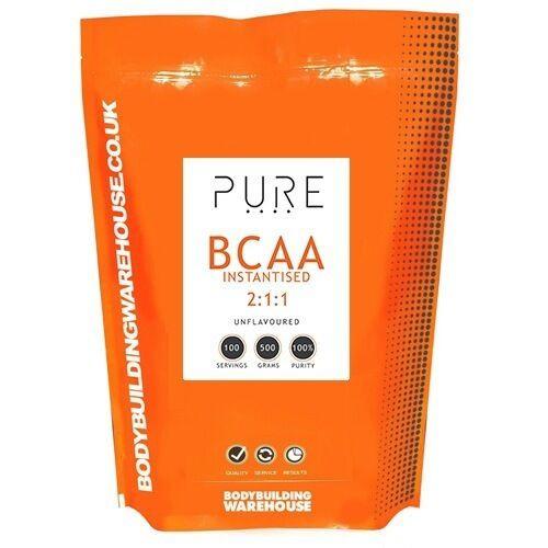 BCAA 2:1:1 Инстантни аминокиселини 1