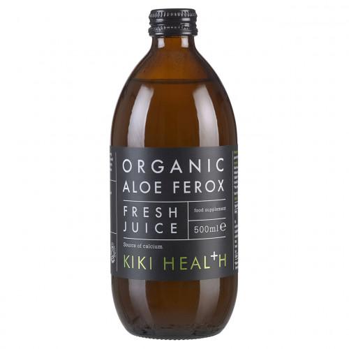 Алое Ферокс органичен сок 500мл KIKI Health 1