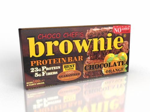 БРАУНИ® Протеин Бар 1