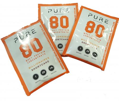 Мостра Pure Whey 80 Суроватъчен протеин 1