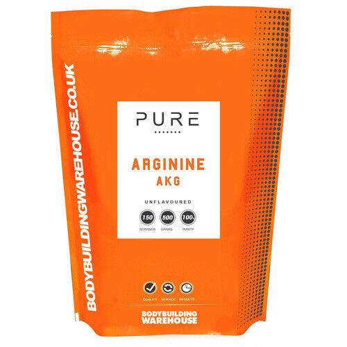 Arginine Alpha Ketoglutarate 500mg Bodybuilding Warehouse 1