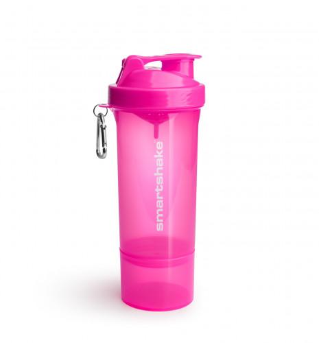 Pink Neon 500ml SmartShake 1