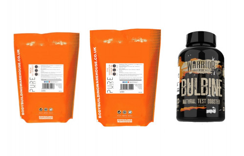 ZMA / Bulbine / Maca Power Stack 1