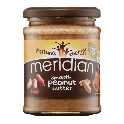 Фъстъчено Масло 280 gr Peanut Butter Meridian 1