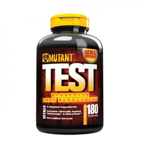 Mutant Test 180 caps 1
