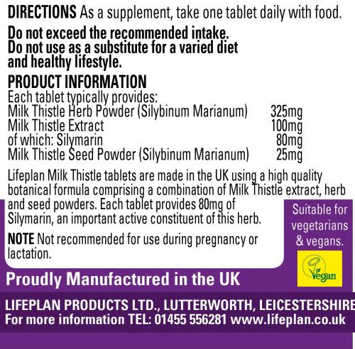 Milk Thistle Extract 2