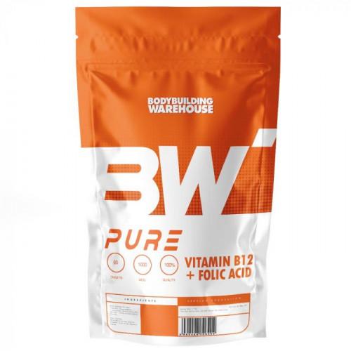 Vitamin B12 + Фолиева киселина BodybuildingWarehouse 1