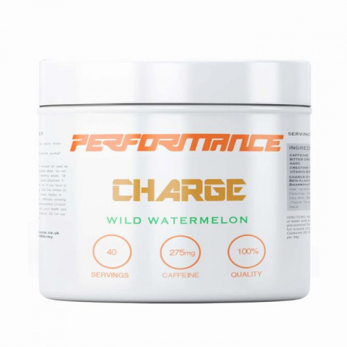 Charge Bodybuilding Warehouse 1