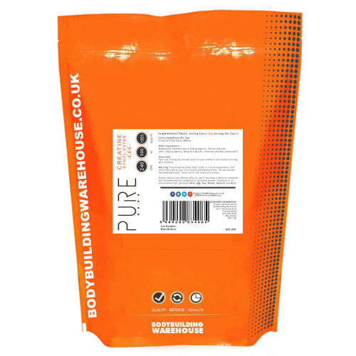 Creatine Ethyl Ester HCL Капсули 1