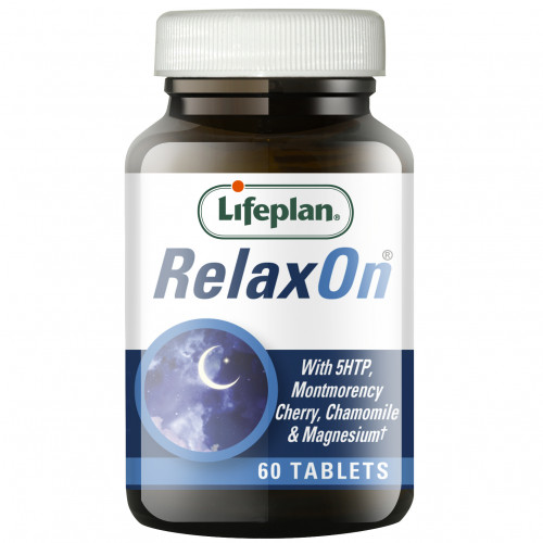 RelaxOn with 5HTP 1