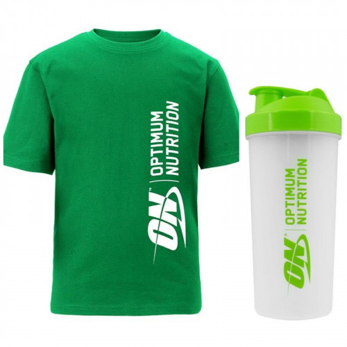 Green Limited Edition T-Shirt & Shaker 1