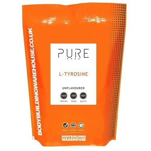 L-Tyrosine Bodybuilding Warehouse 1
