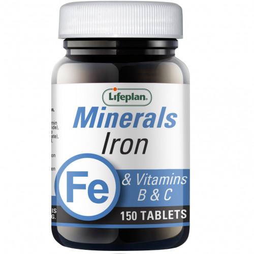 Iron Formula + B & C 1