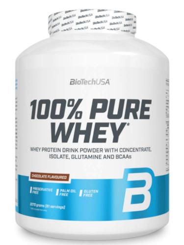 BioTech USA 100% Pure Whey 1