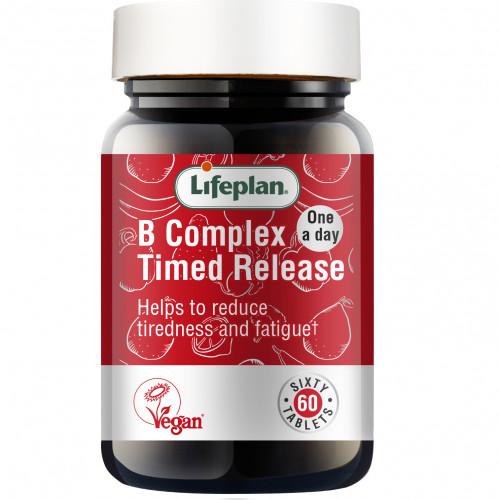 Vitamin B Complex Timed Release 1