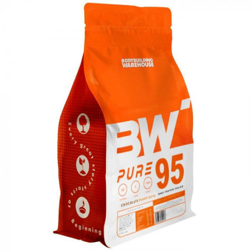 Pure Whey Protein Isolate 95 Bodybuilding Warehouse 1
