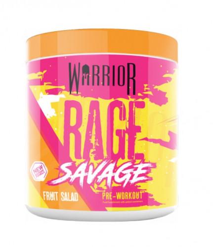 Warrior Rage SAVAGE 1