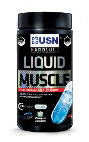 USN Liquid Muscle 84 tabs 1