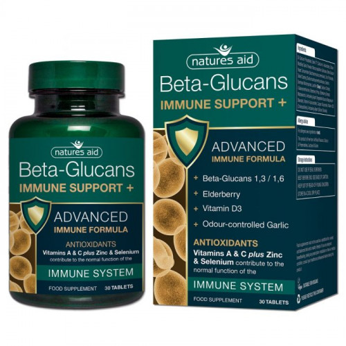 Beta Glucans Immune Support + 1