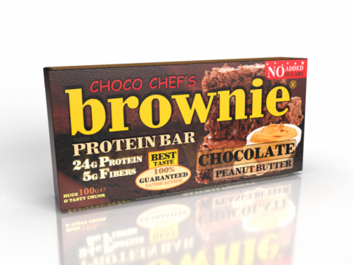 БРАУНИ® Протеин Бар 2