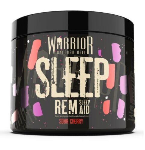 Warrior Sleep Rest Relaxation Aid 1