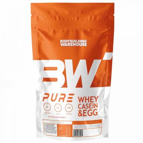 Whey Protein With Casein & Egg White Blend 1