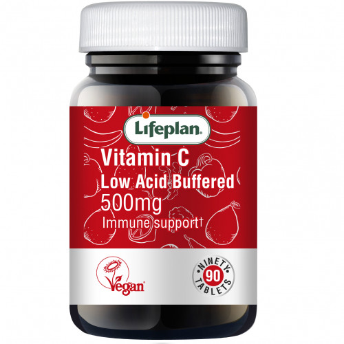 Buffered Vitamin C 500mg 1