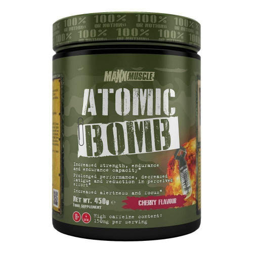 Maxx Muscle Atomic Bomb 450g 1