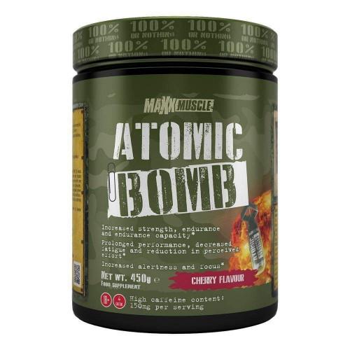 Maxx Muscle Atomic Bomb 450g 1