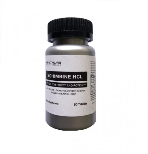 Yohimbine / Йохимбин HCL 10mg 1
