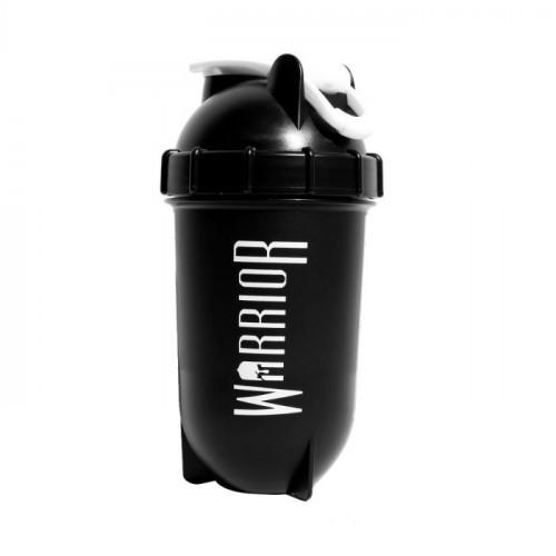 Mini Warrior Blender Shaker 500ml Black 1