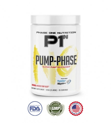 Phase One Nutrition PrePhase 275g 1