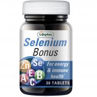 Selenium / Селен, В6 и цинк