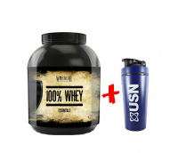 Warrior Essentials 100% Gold Whey 2.27kg