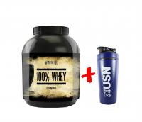 Warrior Essentials 100% Gold Whey 2.27kg