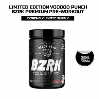 Black Magic BZRK Limited Edition Voodoo Punch