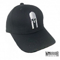 Warrior Cap - Black