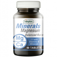Magnesium Balanced Ratio