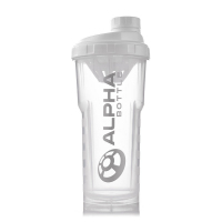 Alpha Bottle 750ml White