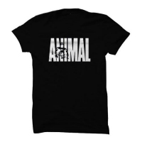 Animal Iconic T-Shirt Black