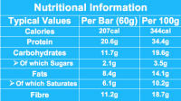 Vitamin & Protein Bar Fulfil 2