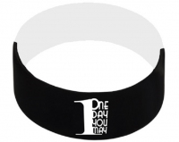 Rich Piana 5% Nutrition Wrist Band 1 Day You May Design