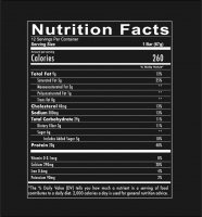 Meal replacement bar - MRE BAR (12bars) 2