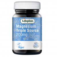 Magnesium Triple Source 200mg 1