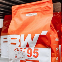 Pure Whey Protein Isolate 95 Bodybuilding Warehouse 2