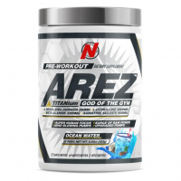 Intel Nutra AREZ Titanium God Of Gym 1