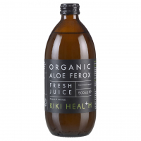 Алое Ферокс органичен сок 500мл KIKI Health