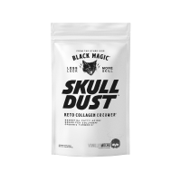 Black Magic Skull Dust ( Keto Collagen )