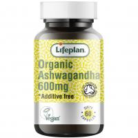 Organic Ashwagandha (Withania somnifera)